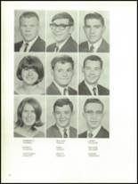 1968 Olean High School Yearbook Page 50 & 51