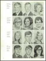 1968 Olean High School Yearbook Page 52 & 53