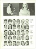 1968 Olean High School Yearbook Page 62 & 63