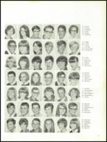 1968 Olean High School Yearbook Page 64 & 65