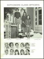 1968 Olean High School Yearbook Page 70 & 71