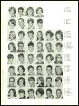 1968 Olean High School Yearbook Page 72 & 73