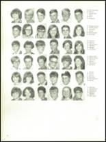 1968 Olean High School Yearbook Page 76 & 77