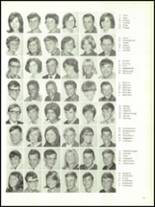 1968 Olean High School Yearbook Page 80 & 81