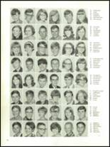 1968 Olean High School Yearbook Page 82 & 83