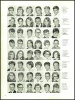 1968 Olean High School Yearbook Page 84 & 85
