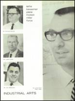 1968 Olean High School Yearbook Page 100 & 101