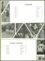 1968 Olean High School Yearbook Page 116 & 117