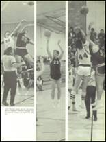 1968 Olean High School Yearbook Page 120 & 121