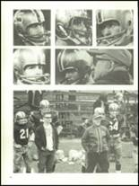 1968 Olean High School Yearbook Page 122 & 123