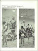 1968 Olean High School Yearbook Page 124 & 125