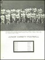 1968 Olean High School Yearbook Page 126 & 127