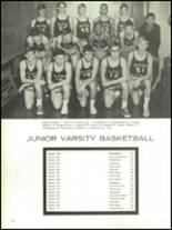 1968 Olean High School Yearbook Page 128 & 129
