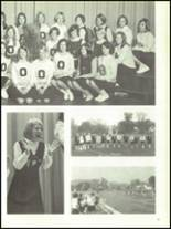 1968 Olean High School Yearbook Page 132 & 133