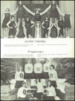 1968 Olean High School Yearbook Page 134 & 135