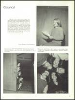 1968 Olean High School Yearbook Page 140 & 141