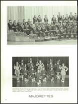 1968 Olean High School Yearbook Page 142 & 143