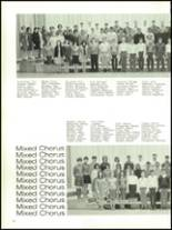 1968 Olean High School Yearbook Page 146 & 147
