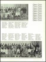 1968 Olean High School Yearbook Page 148 & 149