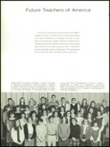 1968 Olean High School Yearbook Page 158 & 159