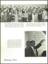 1968 Olean High School Yearbook Page 162 & 163