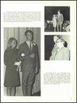 1968 Olean High School Yearbook Page 166 & 167