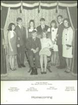 1968 Olean High School Yearbook Page 172 & 173
