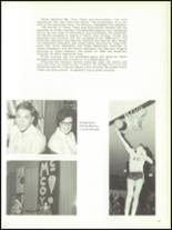1968 Olean High School Yearbook Page 176 & 177