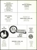 1968 Olean High School Yearbook Page 204 & 205