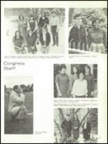 1968 Olean High School Yearbook Page 206 & 207