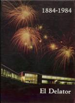 1984 Yearbook Cheltenham High School