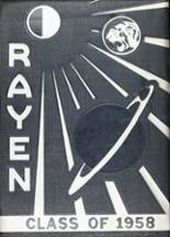 1958 Yearbook Rayen School