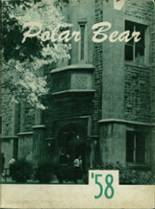 1958 Yearbook Highland Park High School