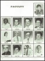 1987 Hillsboro High School Yearbook Page 16 & 17
