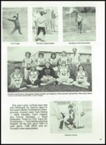 1987 Hillsboro High School Yearbook Page 52 & 53