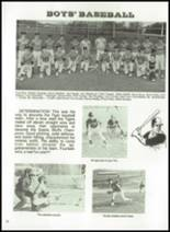 1987 Hillsboro High School Yearbook Page 54 & 55