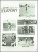1987 Hillsboro High School Yearbook Page 56 & 57