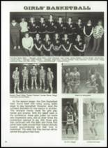 1987 Hillsboro High School Yearbook Page 70 & 71