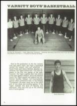 1987 Hillsboro High School Yearbook Page 74 & 75