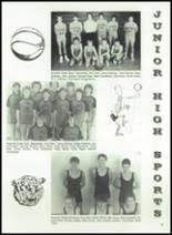 1987 Hillsboro High School Yearbook Page 82 & 83