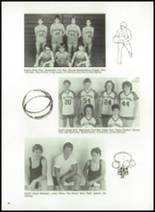 1987 Hillsboro High School Yearbook Page 84 & 85
