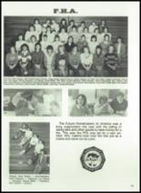 1987 Hillsboro High School Yearbook Page 100 & 101