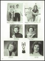 1987 Hillsboro High School Yearbook Page 110 & 111