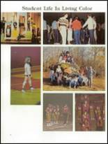 1980 Rock Hill High School Yearbook Page 14 & 15