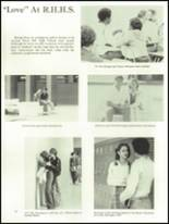 1980 Rock Hill High School Yearbook Page 32 & 33