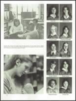 1980 Rock Hill High School Yearbook Page 44 & 45