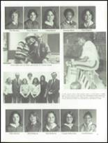 1980 Rock Hill High School Yearbook Page 50 & 51