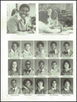1980 Rock Hill High School Yearbook Page 52 & 53