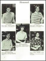 1980 Rock Hill High School Yearbook Page 68 & 69