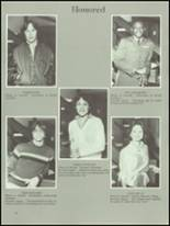 1980 Rock Hill High School Yearbook Page 70 & 71